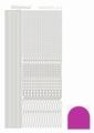 Hobbydots Sticker - Mirror - Pink STDM03F