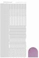 Hobbydots Sticker - Mirror - Candy STDM023 per vel