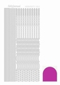 Hobbydots Sticker - Mirror - Pink STDM02F