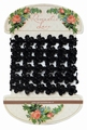 Marianne Design Romantic Lace Black JU0947*