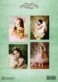 Nellie Snellen knipvel Vintage Girls NEVI053 per vel