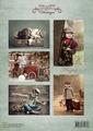 Nellie Snellen knipvel Vintage Boys NEVI055 per vel