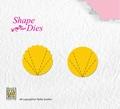 Nellie Snellen Shape Die Flower Fan A+ B   SD055*