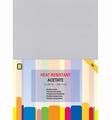 Mika vellen transparante sheets MI-001  per vel