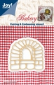 Joy Crafts Cutting & Embossing Stencil Bakoven 6002/0306*
