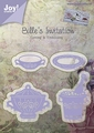 Joy Crafts Cutting & Embossing Stencil Servies 6002/0373*