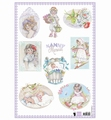 Marianne Design Knipvel Nanny Memories 1    EWK1230*
