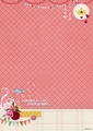Studiolight Achtergrondpapier Flower Delight BASISFD185*