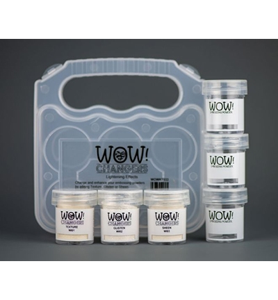 Embossing Poeder WOW Changers