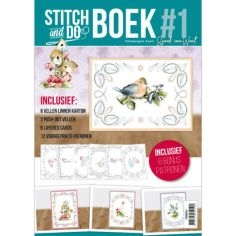 Stitch and Do Boek